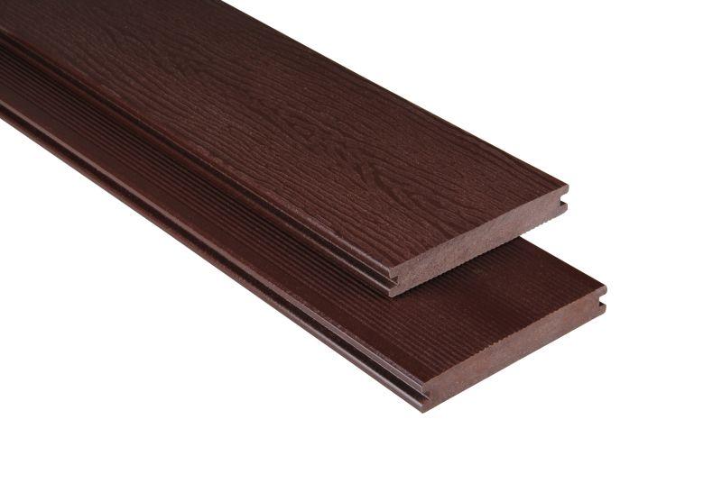 kovalex_ryflowanie struktura drewna_deska lita_kolor_schokobraun_czekoladowy brąz