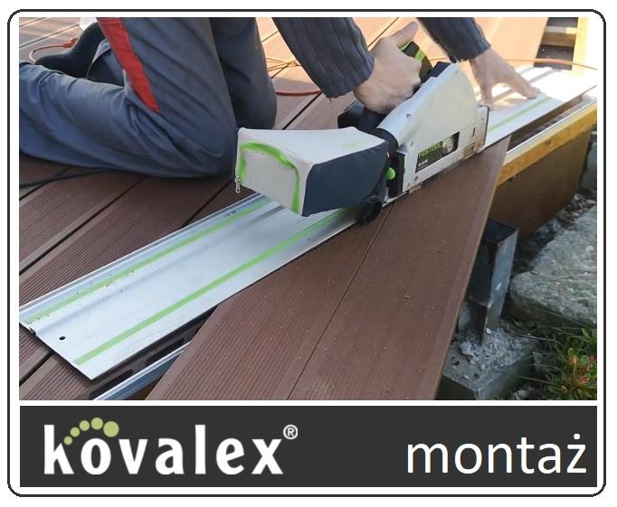 Kovalex usługa montażu